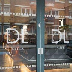 Отель Docklands Lodge London питание фото 3