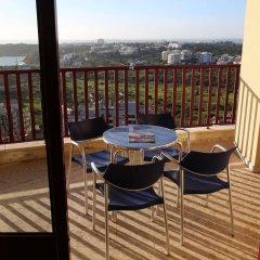 Отель Clube Praia Mar Португалия, Портимао - отзывы, цены и фото номеров - забронировать отель Clube Praia Mar онлайн балкон