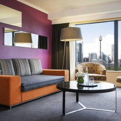 Отель Pullman Sydney Hyde Park комната для гостей фото 5