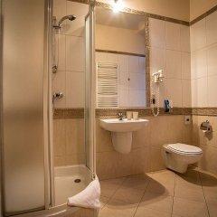 Отель Grand Hotel Stamary Wellness & Spa Польша, Закопане - отзывы, цены и фото номеров - забронировать отель Grand Hotel Stamary Wellness & Spa онлайн ванная