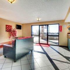 Отель Econo Lodge Vicksburg США, Виксбург - отзывы, цены и фото номеров - забронировать отель Econo Lodge Vicksburg онлайн интерьер отеля фото 3