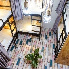 Ta'or Hostel Нячанг балкон