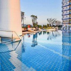 Отель Supalai Mare Pattaya Condo Sea View by Dome Паттайя бассейн фото 2
