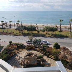 Belle Ocean Apart Hotel пляж