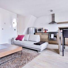 Апартаменты Royal Apartments Botanique Брюссель комната для гостей фото 2