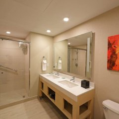 Отель Hyatt Place Tegucigalpa Гондурас, Тегусигальпа - отзывы, цены и фото номеров - забронировать отель Hyatt Place Tegucigalpa онлайн ванная