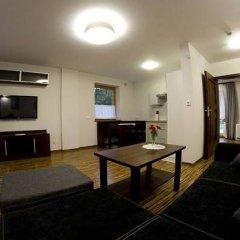 Отель Apartamenty Convallis Косцелиско комната для гостей