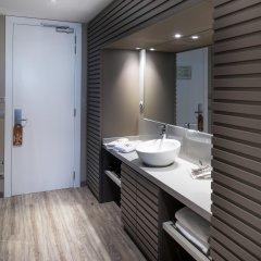 Отель Catalonia Square Испания, Барселона - 4 отзыва об отеле, цены и фото номеров - забронировать отель Catalonia Square онлайн ванная