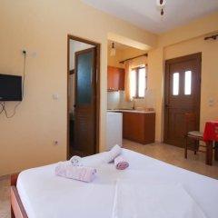 Отель Villa Abedini Албания, Ксамил - отзывы, цены и фото номеров - забронировать отель Villa Abedini онлайн комната для гостей фото 4