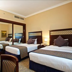 Concorde Fujairah Hotel комната для гостей