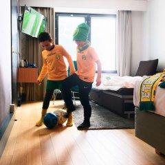 Отель Radisson Blu Hotel, Espoo Финляндия, Эспоо - 10 отзывов об отеле, цены и фото номеров - забронировать отель Radisson Blu Hotel, Espoo онлайн детские мероприятия фото 2