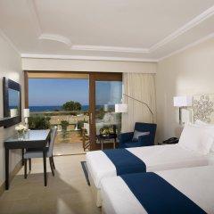 Отель Kernos Beach комната для гостей фото 4