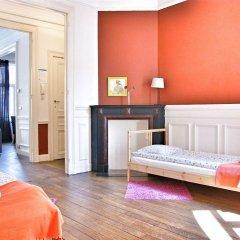 Отель Apartmentsapart Брюссель комната для гостей фото 4