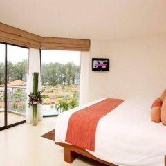 Отель Dewa Phuket Nai Yang Beach Таиланд, Пхукет - 1 отзыв об отеле, цены и фото номеров - забронировать отель Dewa Phuket Nai Yang Beach онлайн комната для гостей фото 4