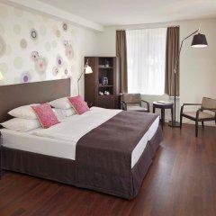 Отель Sorell Ruetli Цюрих комната для гостей фото 5