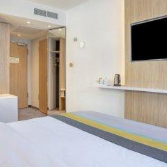 Отель Holiday Inn Express Karlsruhe - City Park удобства в номере