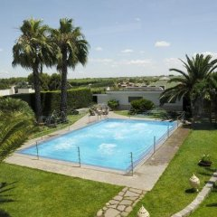 Hotel Villa Maria Криспьяно бассейн фото 3