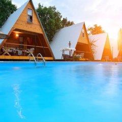 Yeldegirmeni Bungalow Hotel Турция, Фетхие - отзывы, цены и фото номеров - забронировать отель Yeldegirmeni Bungalow Hotel онлайн бассейн фото 2