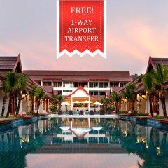 Отель L'esprit de Naiyang Beach Resort бассейн фото 3