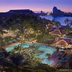 Отель Anantara Riverside Bangkok Resort Таиланд, Бангкок - отзывы, цены и фото номеров - забронировать отель Anantara Riverside Bangkok Resort онлайн бассейн