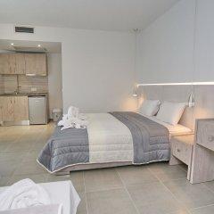 Отель Adonis Village Греция, Пефкохори - отзывы, цены и фото номеров - забронировать отель Adonis Village онлайн комната для гостей фото 4