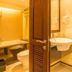 Отель Lanta Pura Beach Resort ванная