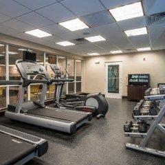 Отель Fairfield Inn & Suites by Marriott Meridian фитнесс-зал