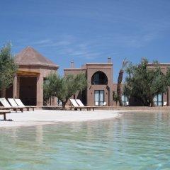 Douar Al Hana Resort & Spa Hotel пляж