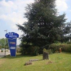 Отель Aer Франция, Озвиль-Толозан - отзывы, цены и фото номеров - забронировать отель Aer онлайн с домашними животными