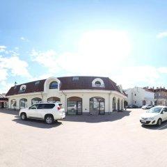Braavo Spa Hotel парковка