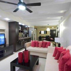 Отель Las Flores Beach Resort комната для гостей фото 5