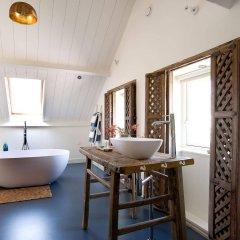 Отель Villa Oldenhoff Нидерланды, Абкауде - отзывы, цены и фото номеров - забронировать отель Villa Oldenhoff онлайн ванная
