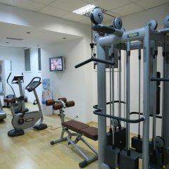 Ramada Hotel & Suites Bucharest North фитнесс-зал фото 2