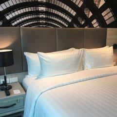 Отель Mercure Bangkok Makkasan сейф в номере