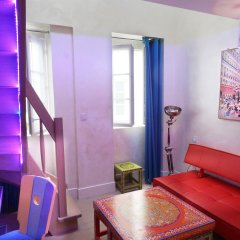Отель Hôtel Le Pavillon - Green Spirit Hotels Paris Париж комната для гостей фото 2