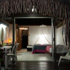 Отель Hibiscus Французская Полинезия, Муреа - отзывы, цены и фото номеров - забронировать отель Hibiscus онлайн комната для гостей фото 5
