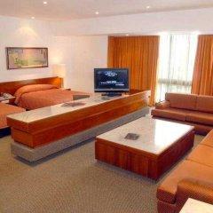 Отель Sevilla Palace Hotel Мексика, Мехико - отзывы, цены и фото номеров - забронировать отель Sevilla Palace Hotel онлайн комната для гостей фото 3