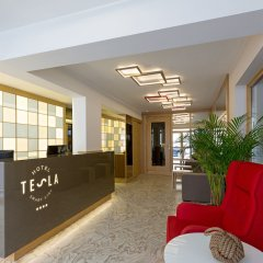 Бутик-отель TESLA Smart Stay интерьер отеля фото 3