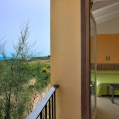 Отель Sikania Resort & Spa Бутера балкон