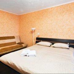 Отель Flats of Moscow Flat Generala Belova 49 Москва комната для гостей