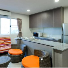 Отель Int Place Бангкок в номере