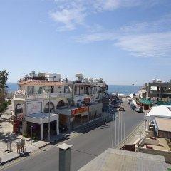 Отель Daphne Hotel Apartments Кипр, Пафос - 5 отзывов об отеле, цены и фото номеров - забронировать отель Daphne Hotel Apartments онлайн балкон