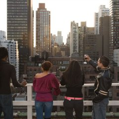 Отель Pod 51 США, Нью-Йорк - 9 отзывов об отеле, цены и фото номеров - забронировать отель Pod 51 онлайн фитнесс-зал