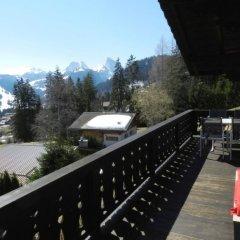 Отель Guex балкон