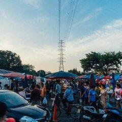 1989 Ratchada Bangkok - Hostel Бангкок парковка