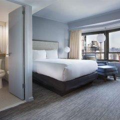 Отель New York Hilton Midtown США, Нью-Йорк - отзывы, цены и фото номеров - забронировать отель New York Hilton Midtown онлайн сейф в номере