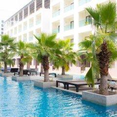 Отель Woraburi The Ritz Паттайя бассейн фото 3