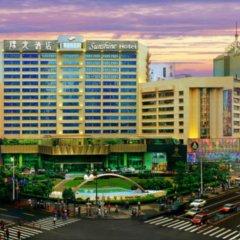 Отель Sunshine Hotel Shenzhen Китай, Шэньчжэнь - отзывы, цены и фото номеров - забронировать отель Sunshine Hotel Shenzhen онлайн пляж