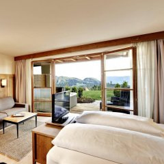 Hotel Chalet Mirabell Авеленго комната для гостей фото 2