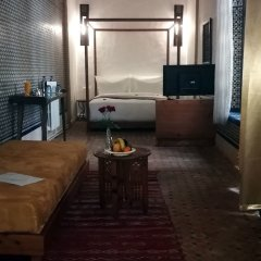 Отель Riad Zeina Марокко, Рабат - отзывы, цены и фото номеров - забронировать отель Riad Zeina онлайн комната для гостей